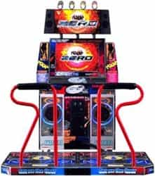 Pre-played DDR Pump It Up GX