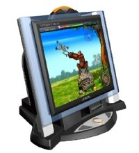 JVL Vortex Countertop Touchscreen