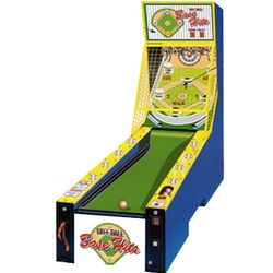 Skeeball Base Hit Alley Roller